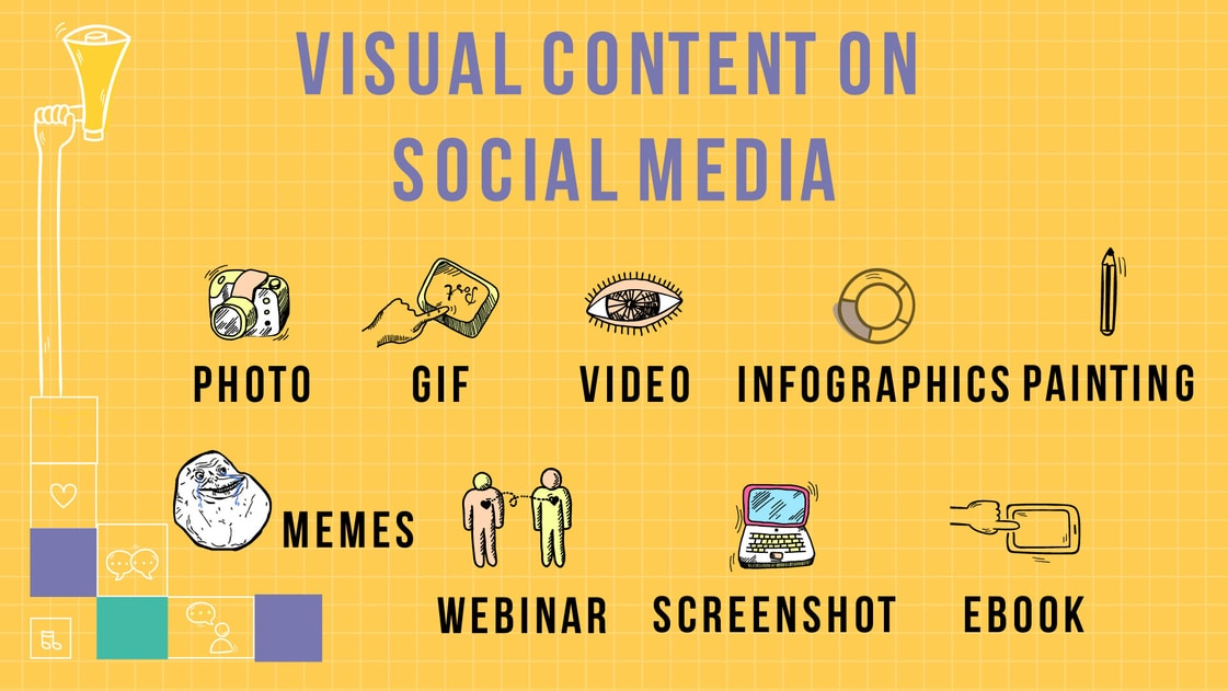 Visual Content creation CLP