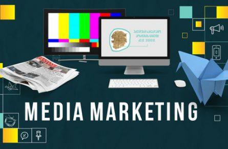 media marketing in 2021-CLIPART
